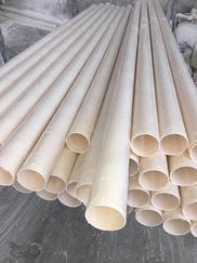 pvc实壁排水管 白色110*3