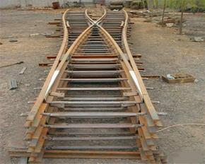 8203;矿用道岔生产厂家,复式交分道岔菱形道岔应有尽有