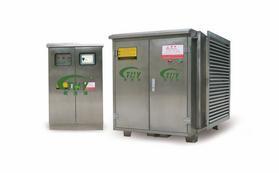 工业有机废气uv光解处理设备