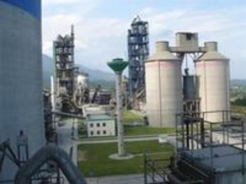 广东水泥厂管道标识制作