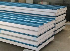 净化彩钢板-- 纸蜂板