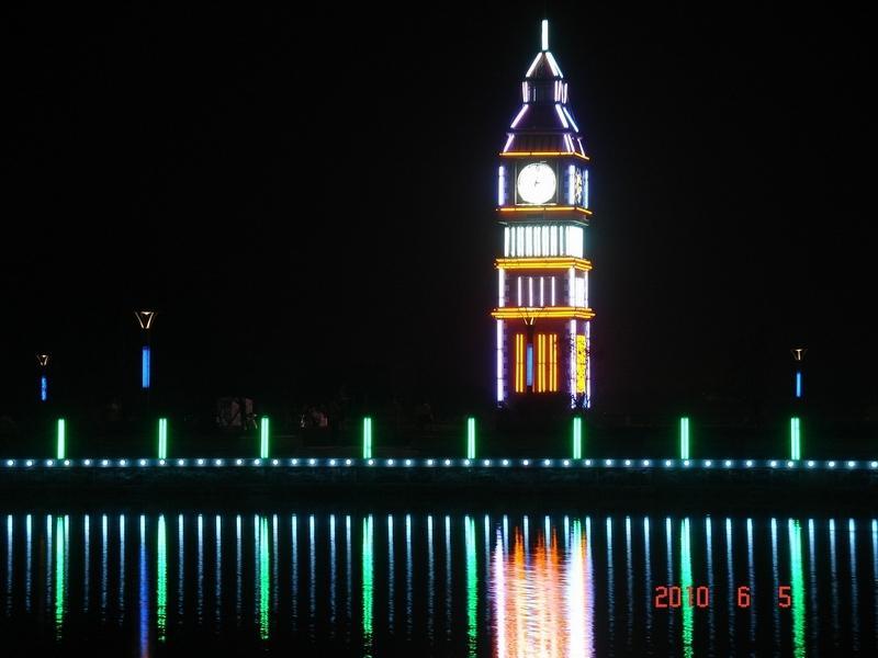 led灯光动画设计图片