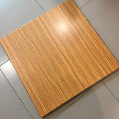 600*600木纹铝扣板