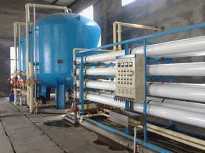 反渗透设备-纯水设备