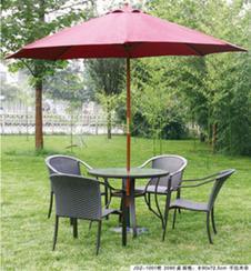 庭院桌椅/仿藤桌椅/藤艺家具/户外桌椅
