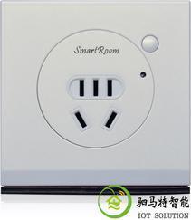无线智能墙面插座可手机控制热水器