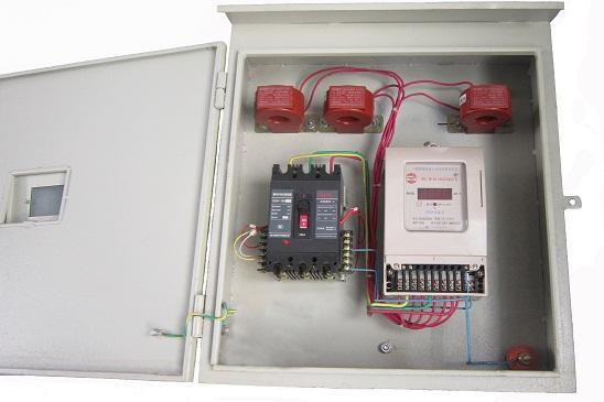 dtsy型三相预付费电表(互感器型)