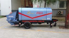 工程机械细石泵