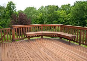 竹木地板户外平台优质材料诚信人重竹地板