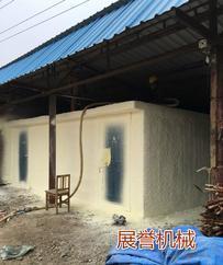 厂家提供 高密度聚氨酯喷涂 阻燃聚氨酯喷涂 外墙聚氨酯喷涂保温施工队