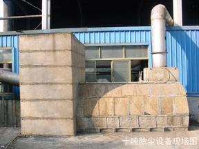 CCTL-3型多级组合式除尘脱硫器系列