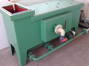供应无动力厨房专用油水分离器