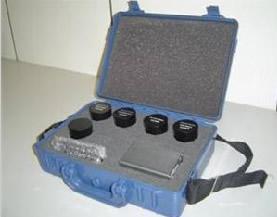 紫外可见分光光度计检定装置