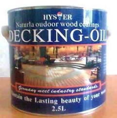 海斯特耐候木油