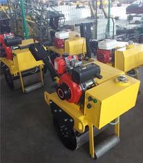 实用款小型压路机 小型双轮压路机 手推式压路机