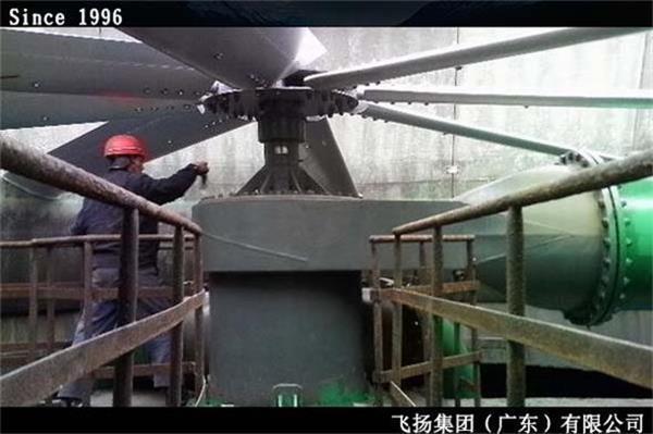 反击式水冷却塔