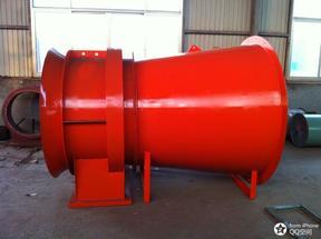 淄博市优质的DK45矿用对旋通风机报价