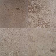 深咖啡洞石抛光板SLM001E-P