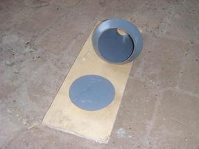 排水用排水漏斗,圆形排水漏斗