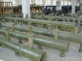 河北玻璃钢喷淋管厂家价格