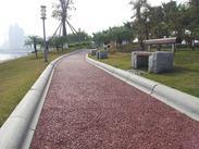 红色石米花园地铺GCPR854