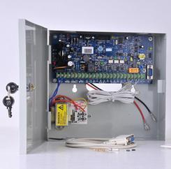 捷创信威 AT-5016 16路总线报警主机 (含健盘)