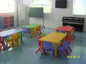 幼儿园PVC地胶