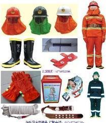 消防服装、消防战斗服