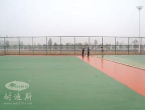 聚氨酯(PU)球场涂装