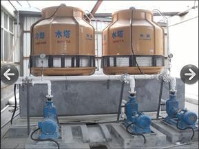 中温型冷却水塔选型