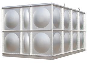 无焊接组合水箱北京麒麟水箱公司
