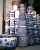 供应各式陶瓷花盆
