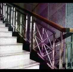 不锈钢扶手 不锈钢楼梯扶手