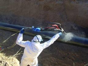 美国聚脲——埋地管道快速修复体系