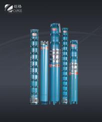 杭州创格QJ系列深井泵,井用潜水泵