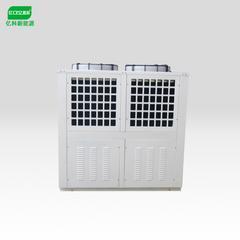 厂家供应地源热泵中央空调热水机组