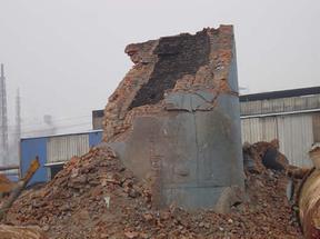 湖南废旧烟囱拆除