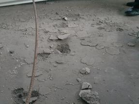 水泥路面起皮掉皮修补料水泥地面露骨料修补