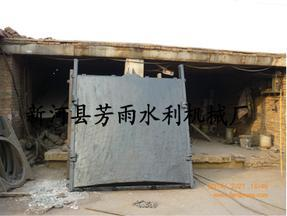 |500*500mm|手动铸铁闸门|新河县芳雨水利专业生产!