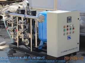 北京麒麟QWG品牌无负压供水设备公司