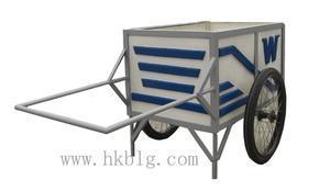海南海口三亚玻璃钢垃圾车