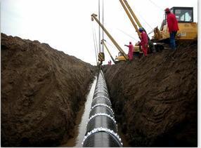 预制混凝土PCCP管道阴极保护