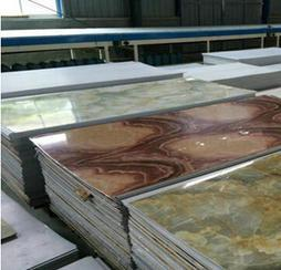 硅酸钙仿大理石装饰板