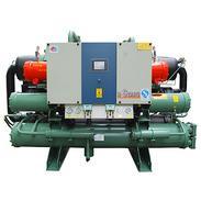 热回收型水冷螺杆式工业冷水机组