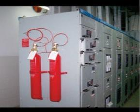 火探管式自动探火及灭火系统,RF-D-C6