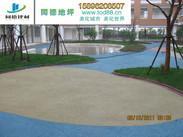 金华透水混凝土/金华透水路面/金华彩色透水混凝土艺术地坪/金华彩色混凝土