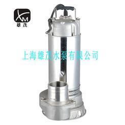 潜水泵、不锈钢潜水排污泵、单相潜污泵、QDX30-7-1.1