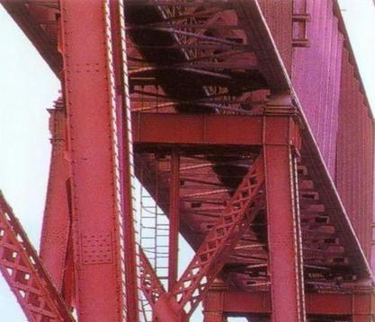 林芝钢结构桥梁防腐钢结构喷砂除锈防腐