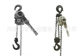 特价供应 高品质铝合金手扳葫芦 优质低价矿源