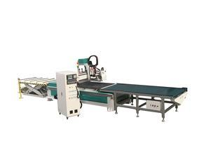 中科数控ZK-F5板式家具生产线